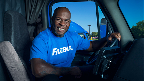 Drive For Fastenal
